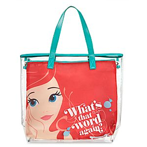 Ariel Tote Bag - Oh My Disney