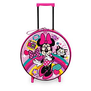 Minnie Mouse Rolling Luggage