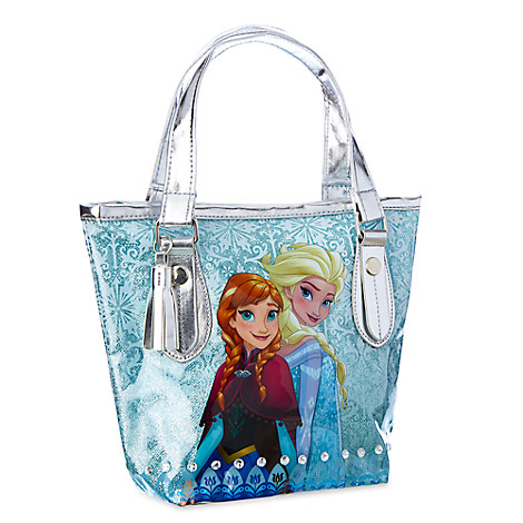 Anna and Elsa Fashion Bag