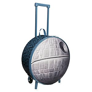 Death Star Rolling Luggage - Star Wars
