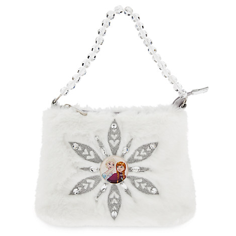 Anna and Elsa Deluxe Plush Bag for Girls