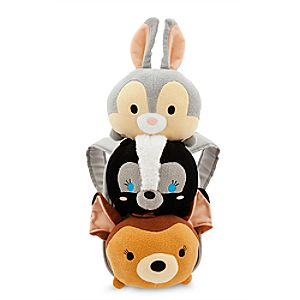 Bambi and Friends ''Tsum Tsum'' Plush Backpack