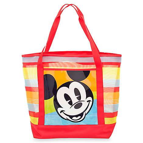 Mickey Mouse Summer Fun Tote