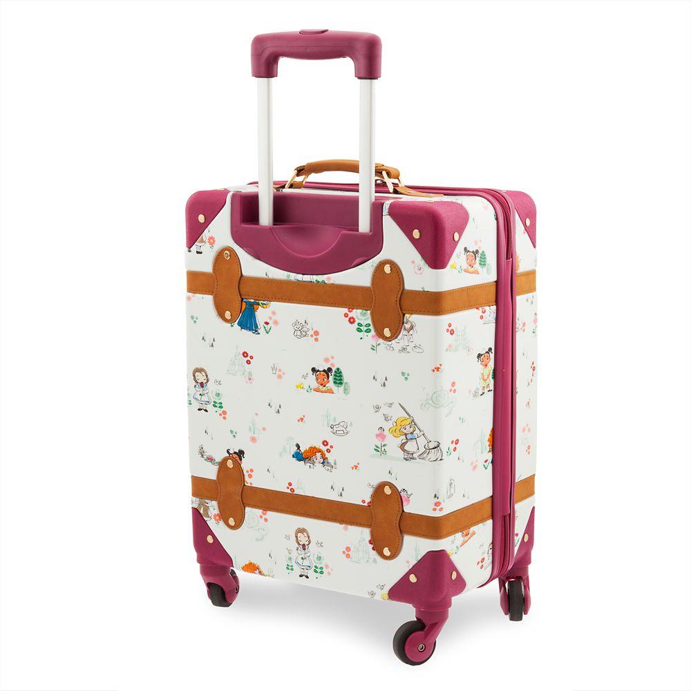 Disney Animators' Collection Rolling Luggage