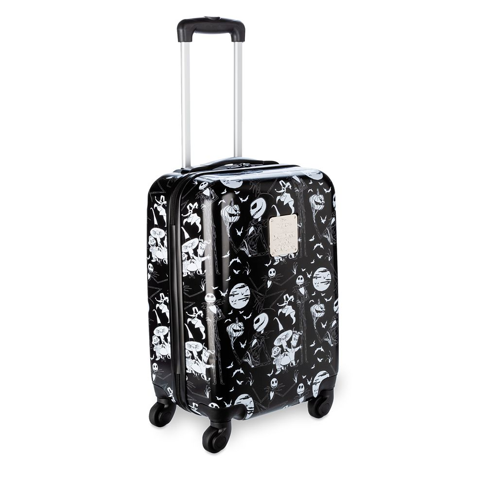 The Nightmare Before Christmas Rolling Luggage – Small