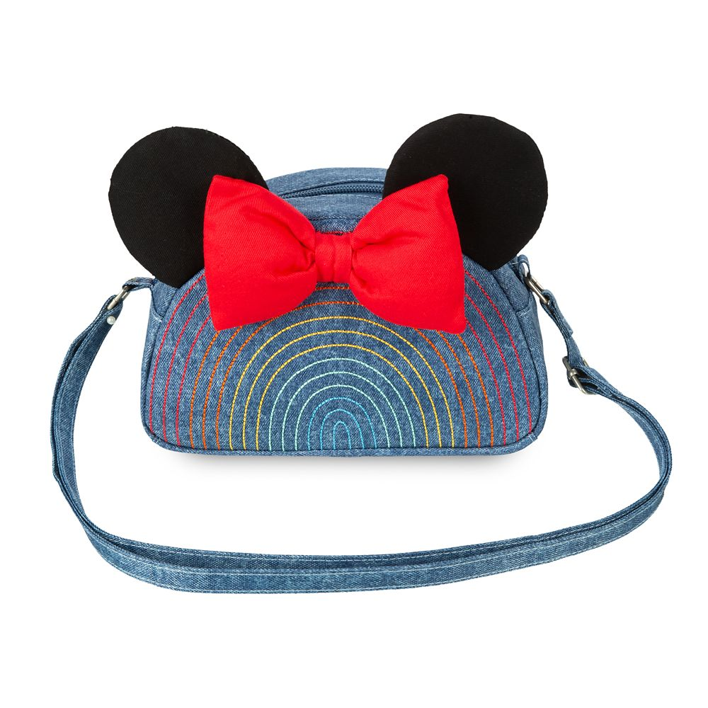 Minnie Mouse Denim Fashion Bag