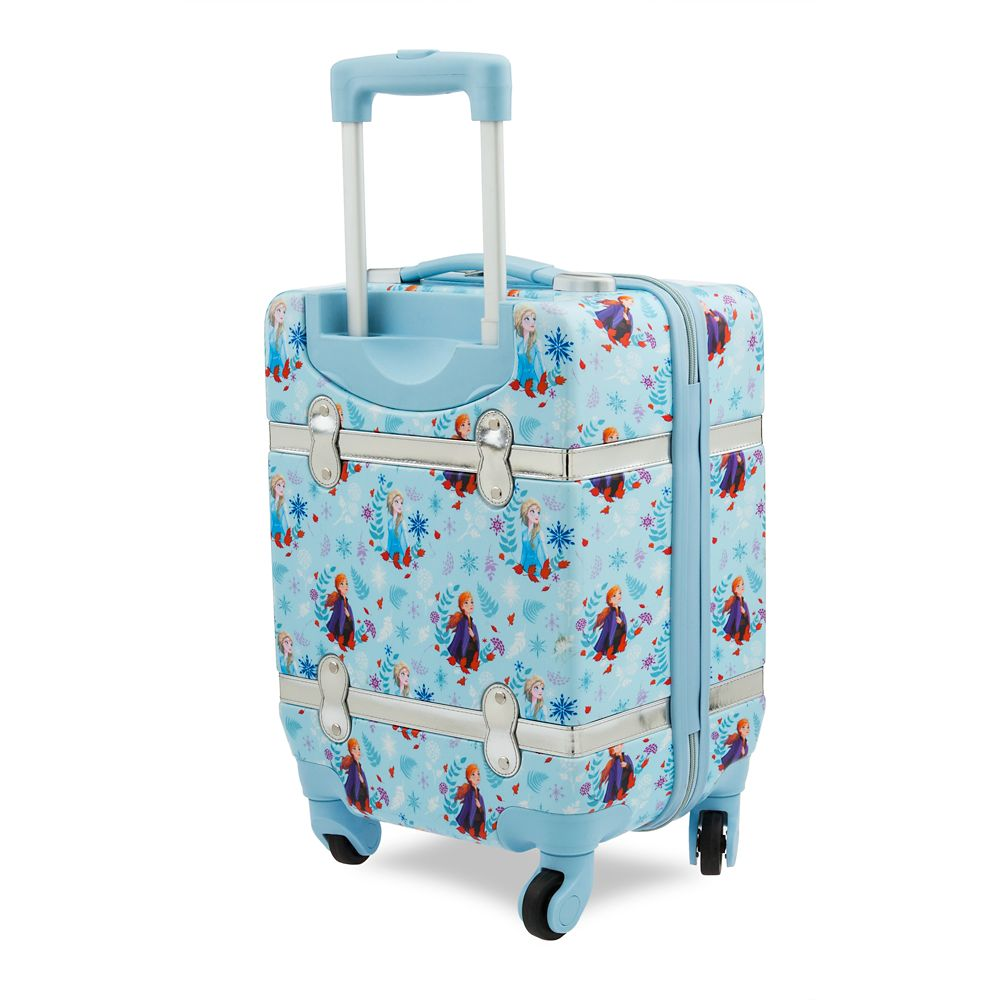 Frozen 2 Rolling Luggage