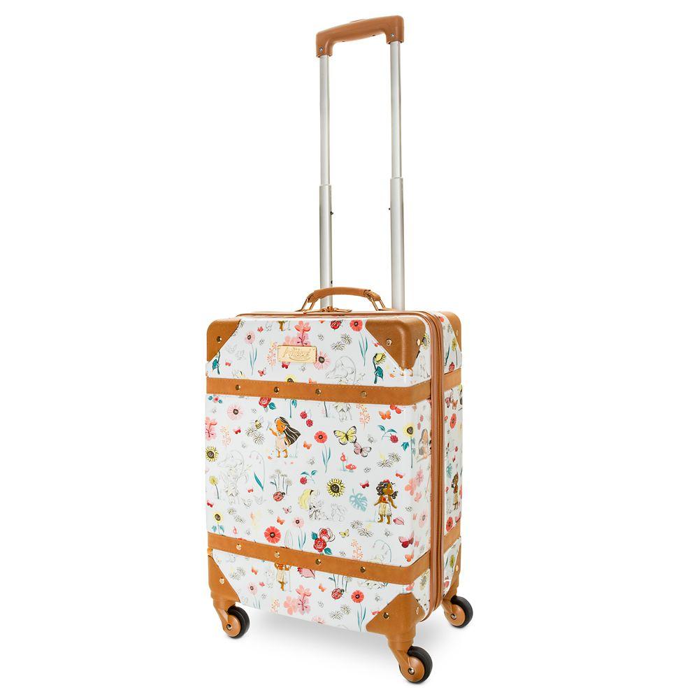 Disney Animators' Collection Rolling Luggage – Large