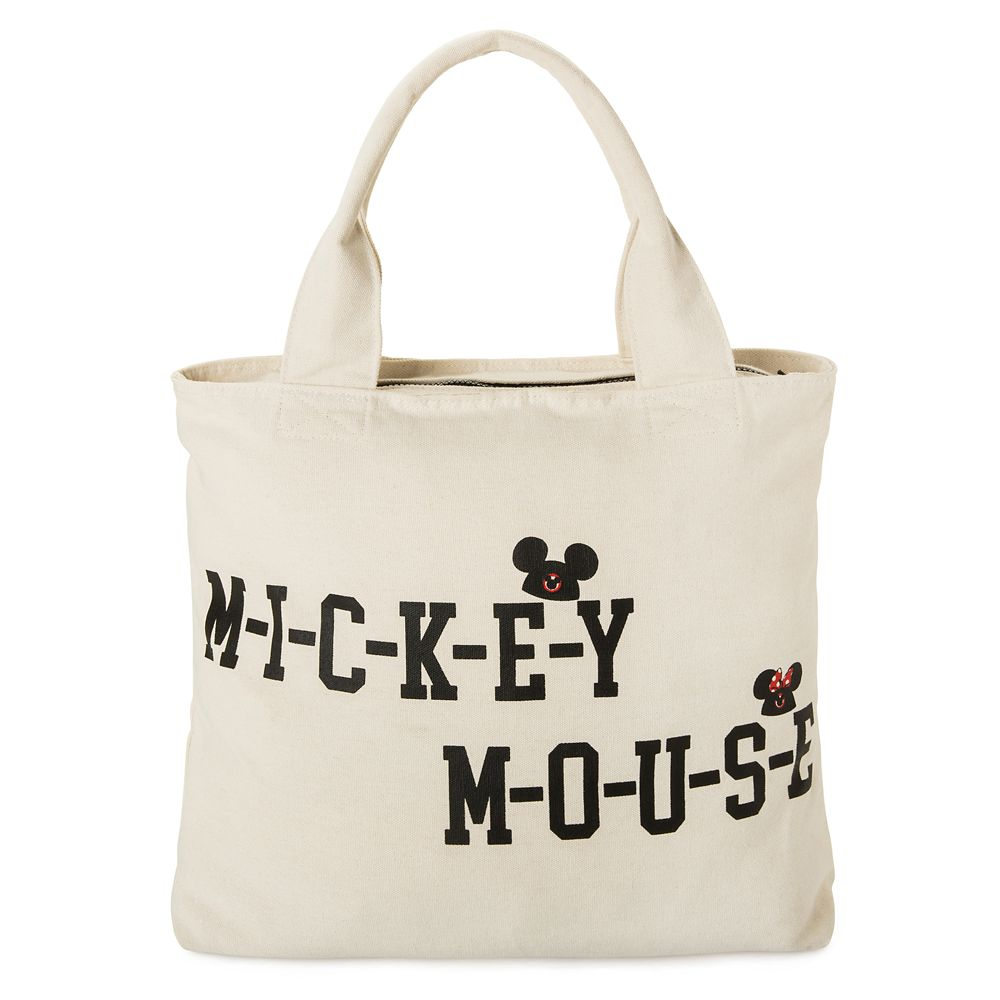 Mickey Mouse Club Canvas Tote