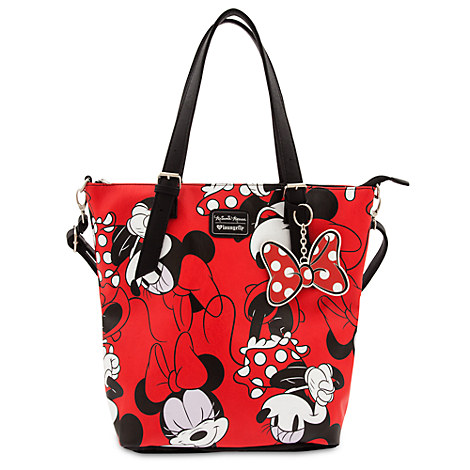 Minnie Mouse Satchel by Loungefly