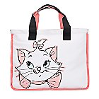 Marie Large Canvas Tote Bag