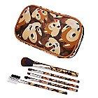 Chip 'n Dale Brush Set and Make-Up Bag
