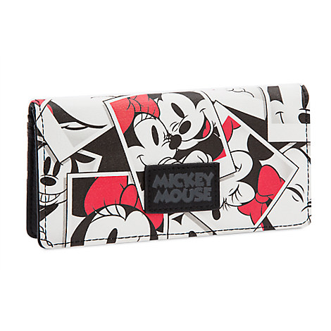Mickey and Minnie Wallet