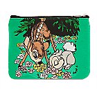 Bambi Canvas Pouch