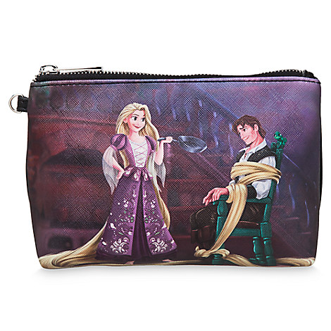 Rapunzel and Flynn Pouch - Disney Designer Collection
