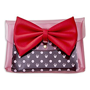 Minnie Mouse Clutch Set for Women