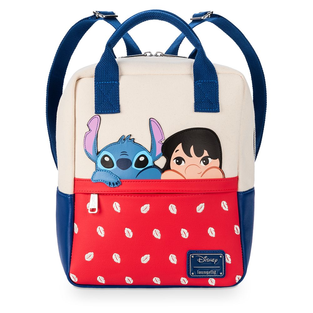 Lilo & Stitch Backpack by Loungefly