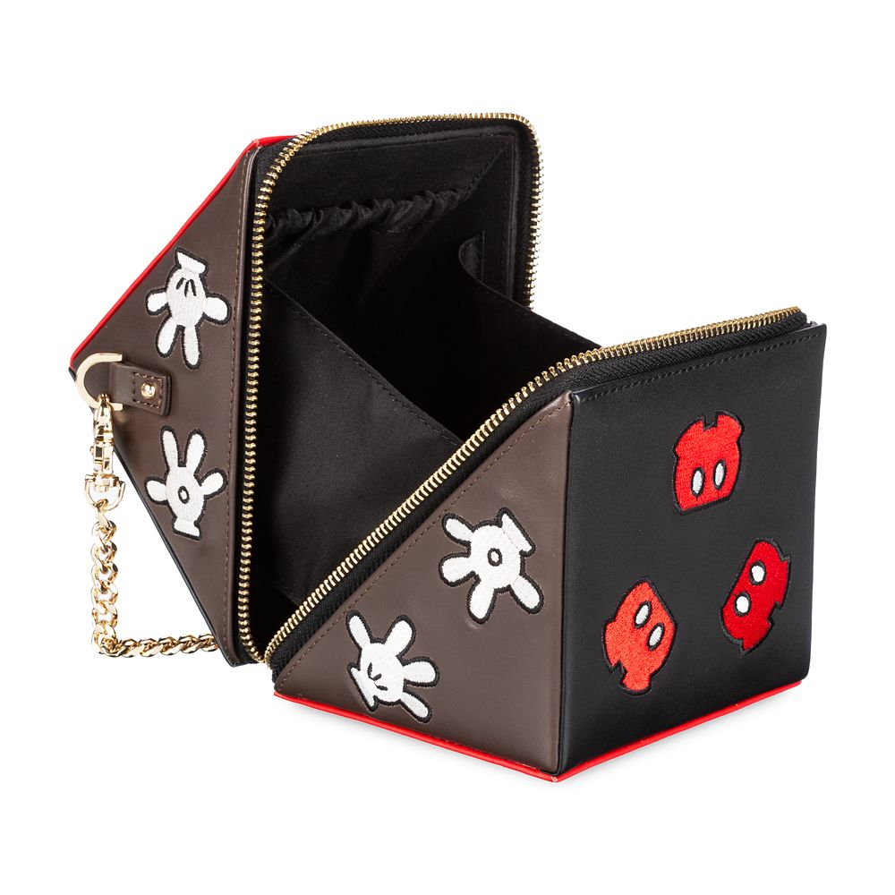 Mickey Mouse Die Wristlet Purse
