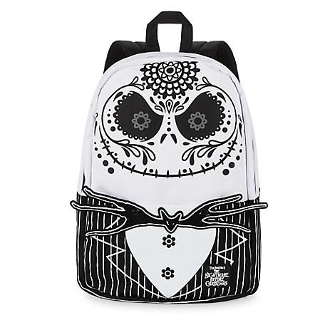 Jack Skellington Backpack by Loungefly