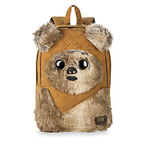 Disneystore Ewok Backpack By Loungefly