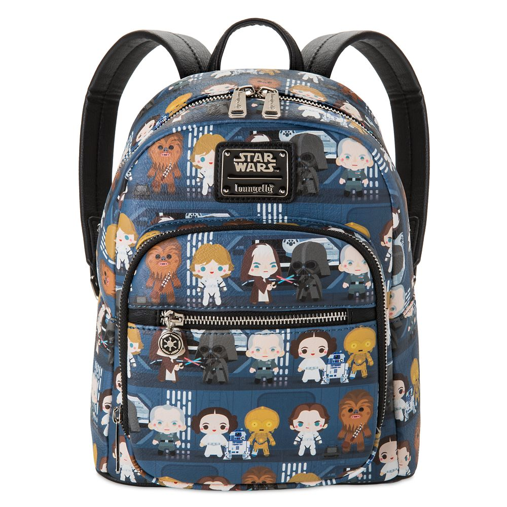Star Wars Mini Backpack by Loungefly