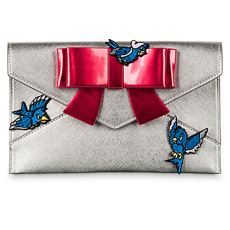 Cinderella Envelope Clutch Bag by Danielle Nicole