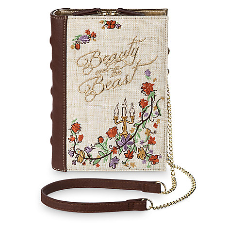 Beauty and the Beast Book Convertible Clutch by Danielle Nicole - Live Action Film