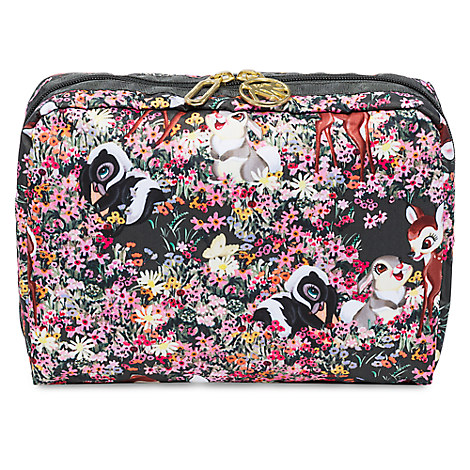 Bambi and Friends Extra Large Cosmetic Bag by LeSportsac