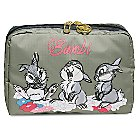 Bambi and Thumper Extra Large Cosmetic Bag by LeSportsac