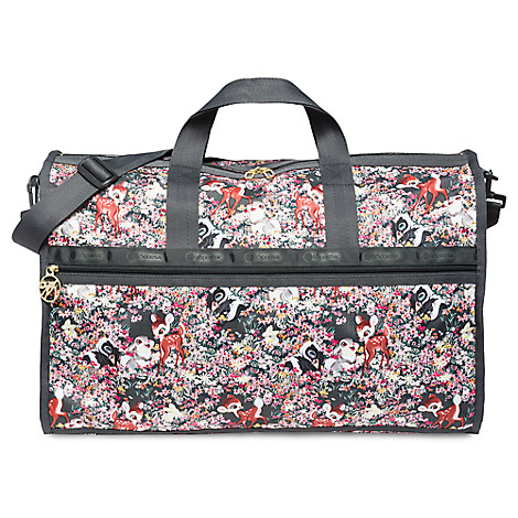 Bambi and Friends Large Weekender Bag by LeSportsac