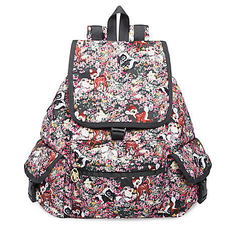Bambi and Friends Voyager Backpack by LeSportsac
