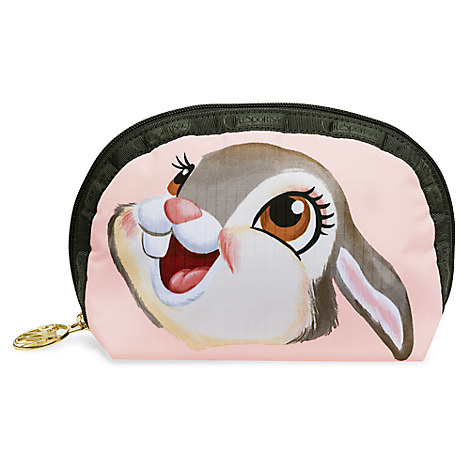 Bambi and Thumper Medium Dome Cosmetic Bag by LeSportsac