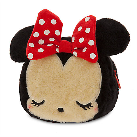 Minnie Mouse Plush Pouch