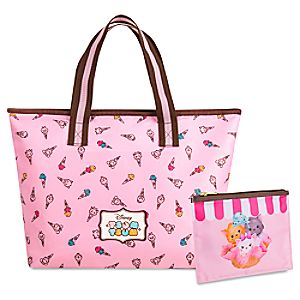 Disney Tsum Tsum Tote with Pouch