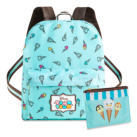 Disney ''Tsum Tsum'' Backpack with Pouch