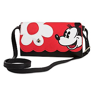 Minnie Mouse Vintage Crossbody Bag