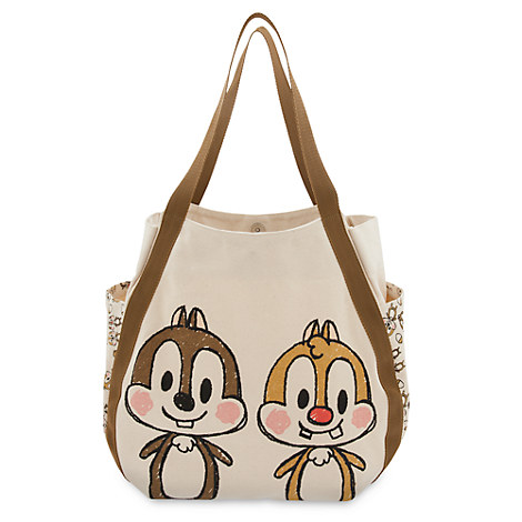 Chip 'n Dale Tote Bag
