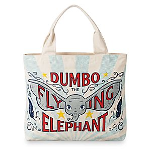 Dumbo Large Tote Bag - Live Action Film