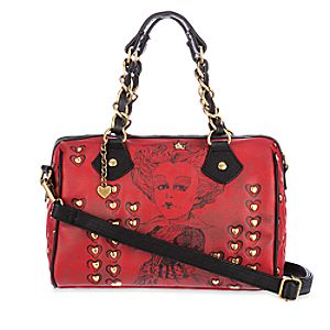 Red Queen Handbag - Alice Through the Looking Glass