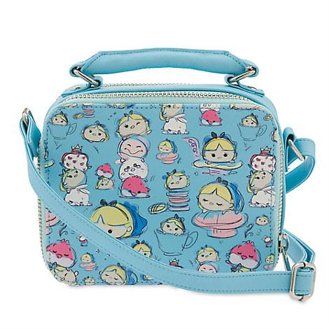 Alice in Wonderland ''Tsum Tsum'' Crossbody Bag