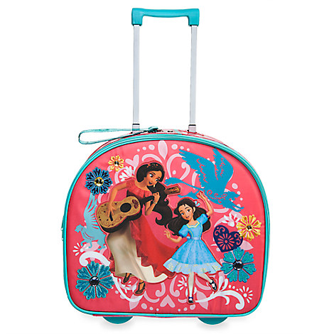 Elena of Avalor Rolling Luggage