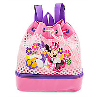 Minnie Mouse and Daisy Duck Swim Backpack
