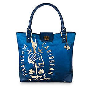 Pirates of the Caribbean: Dead Men Tell No Tales Tote Bag