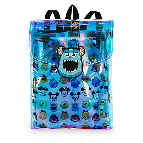 World of Disney Emoji Swim Backpack