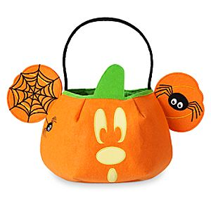 Mickey Mouse Trick or Treat Bag