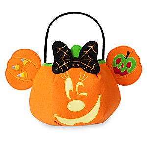 Minnie Mouse Trick or Treat Bag