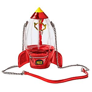 Pizza Planet Claw Crossbody Bag - Toy