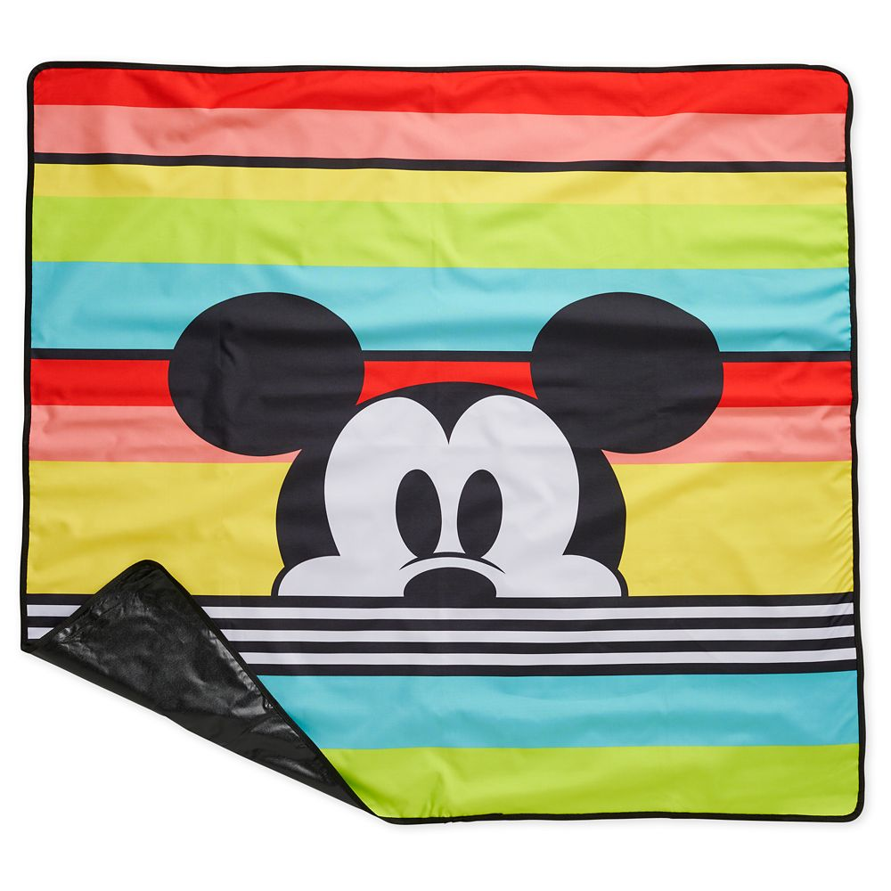 Mickey Mouse Summer Fun Backpack with Picnic Mat