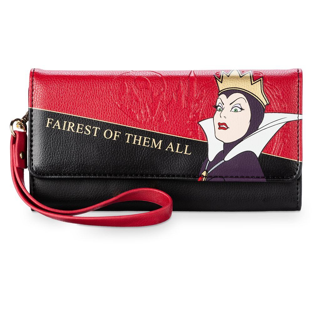 Evil Queen Wallet – Snow White and the Seven Dwarfs