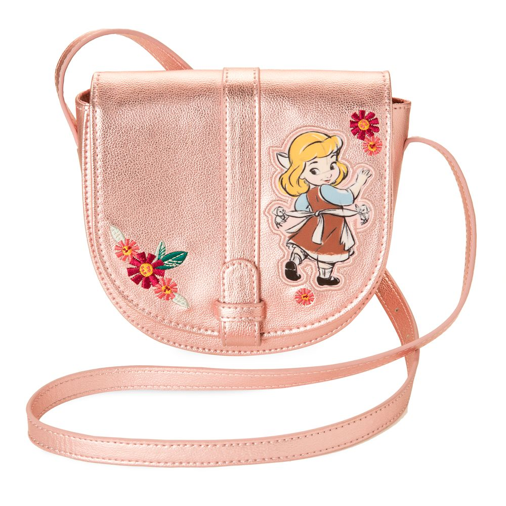Disney Animators Collection Cinderella Crossbody Bag for Girls